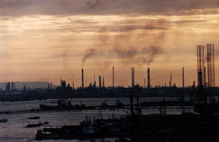 about industrial pollution