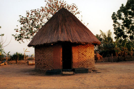 Indigenous Domestic Architecture in Zimbabwe: Kitchen Building